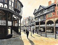 Bridge Street Chester