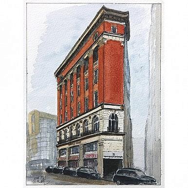 Crane Building Hanover Street