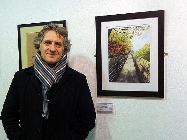 Keith at The Gallery Liverpool