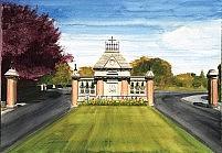 Sefton Park Gates