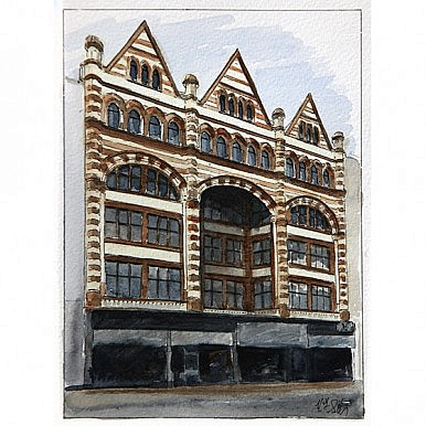 The Arcade, Lord Street, Liverpool