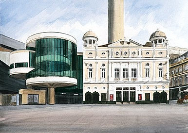 The Playhouse Theatre Liverpool