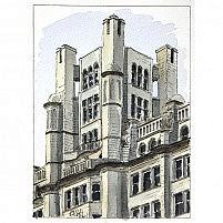Tower Buildings Liverpool