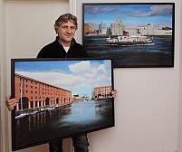 Large Acrylics