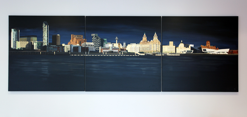 Keith Francis Smith 'Liverpool Rising' 3